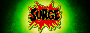 surge logo