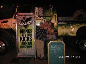 Vault Truck