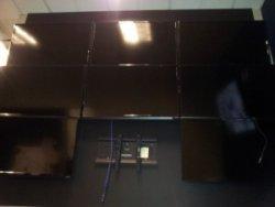 TV-Wall minus a TV