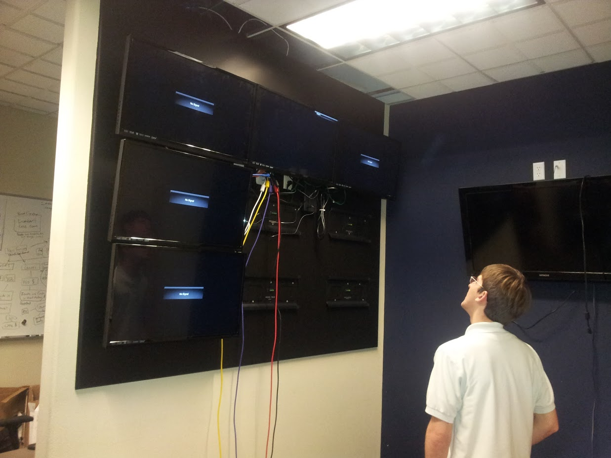 Building a TV Wall