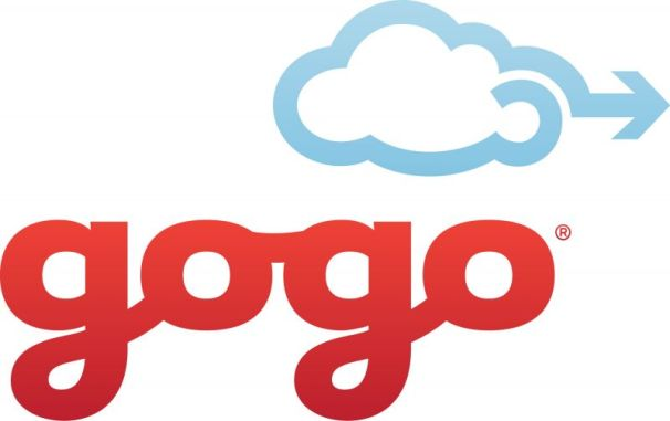 Gogo's new fancy logo